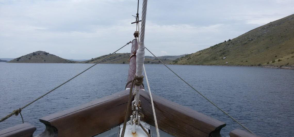 Bootsausflug zu den Kornati Inseln
