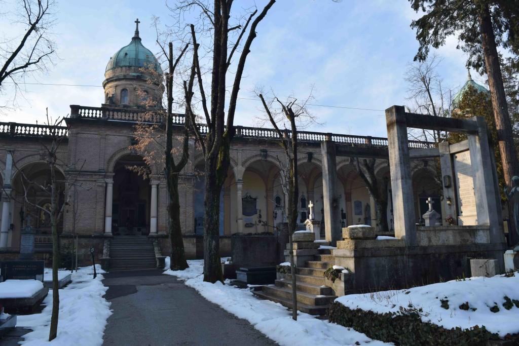 Friedhof Mirogoj in Zagreb