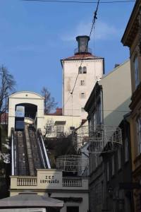 Drahtseilbahn nach Gornji Grad