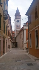 Altstadt von Zadar