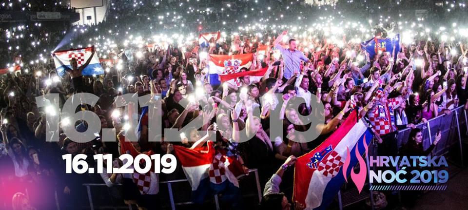 Hrvatska Noc 2019 in Frankfurt am Main