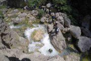 Extreme Canyoning