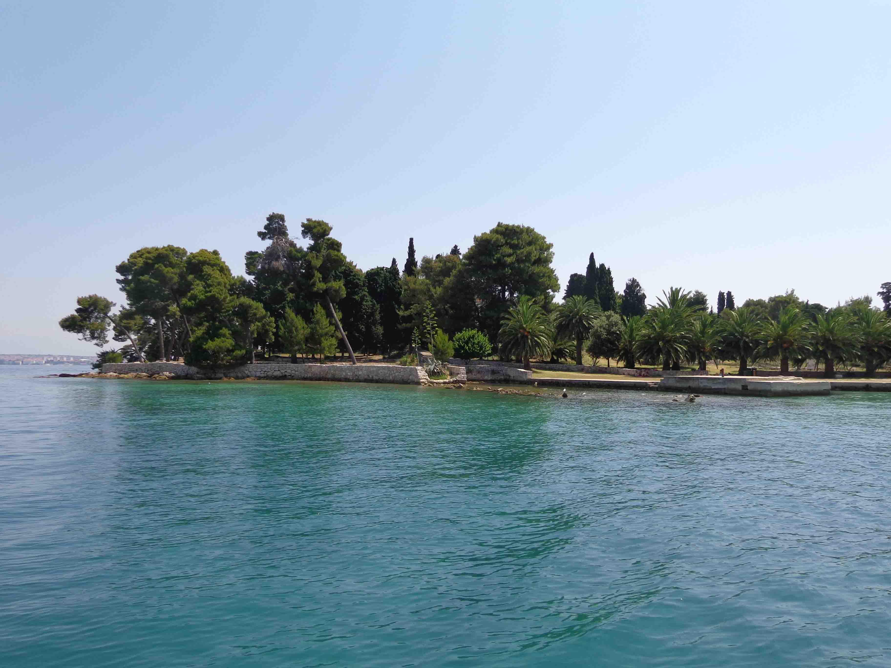 Segelboot-Ausflug zur Insel Ugljan, Kroatien