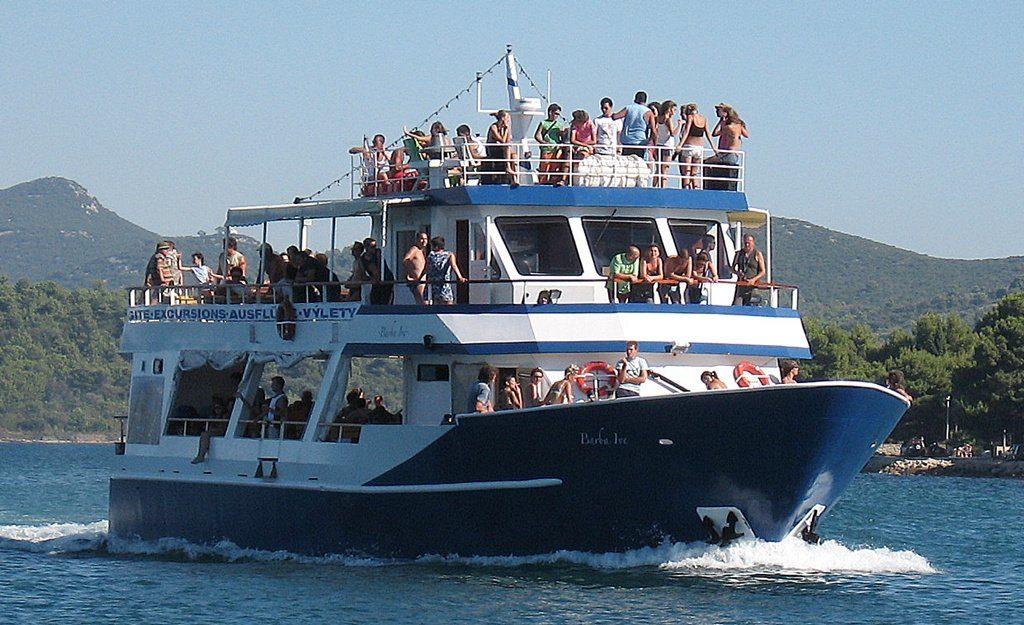 Bootsausflug in den Naturpark Telascica
