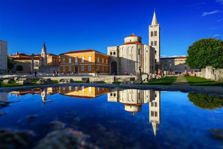 Stadtführung Zadar, Kroatien Urlaub