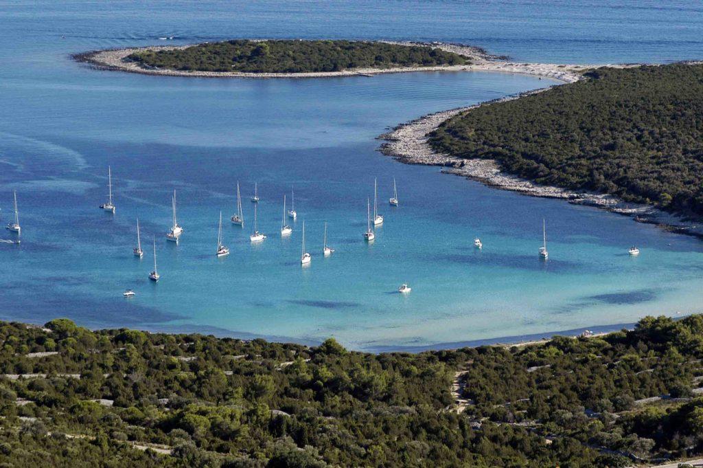 Segeltörn Zadar Kornati Inseln