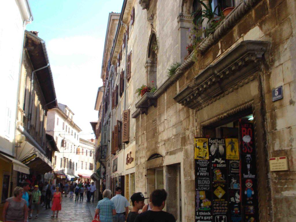 Porec, Altstadt, Istrien