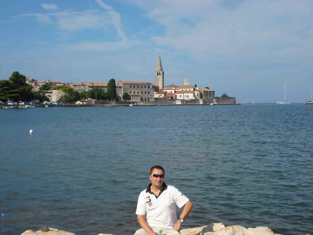Kroatien-Urlaub in Porec, Istrien
