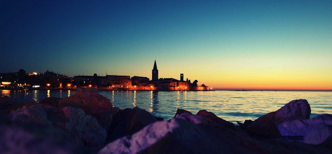 Porec, Istrien, Kroatien