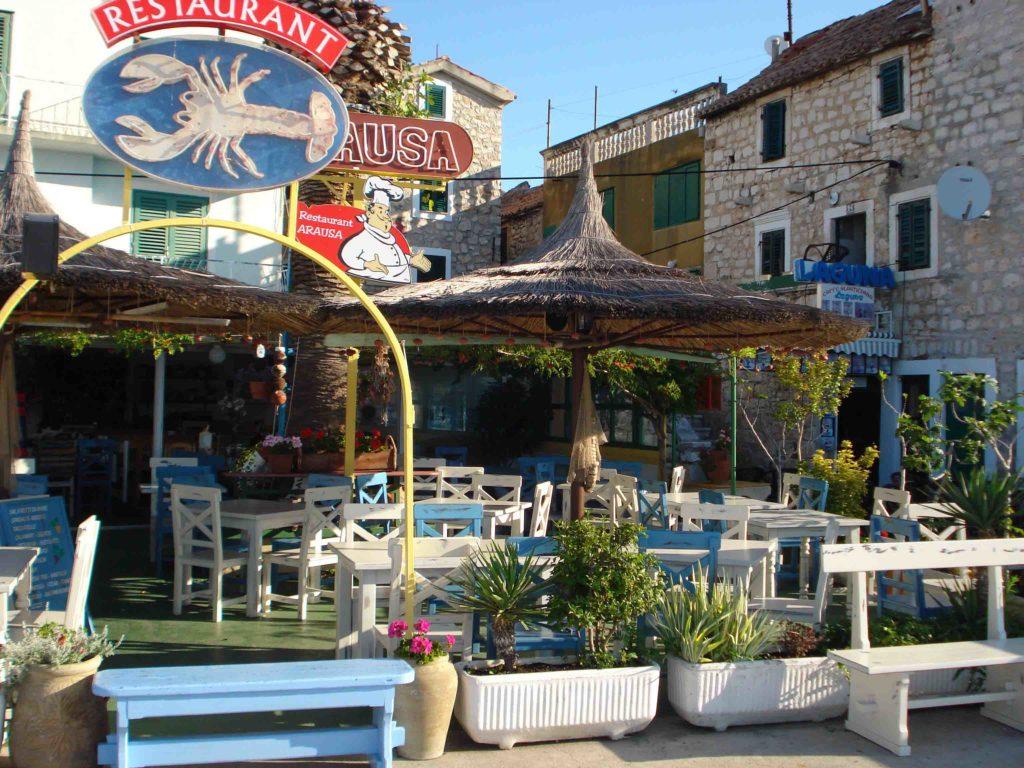 Restaurant Arausa Vodice