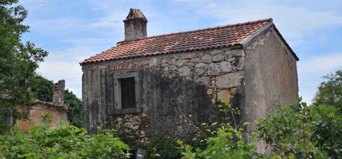 verlassenes Dorf in Kroatien, Niska auf Cres
