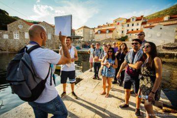 Dubrovnik Stadtführung mit Guide Ivan Vukovic
