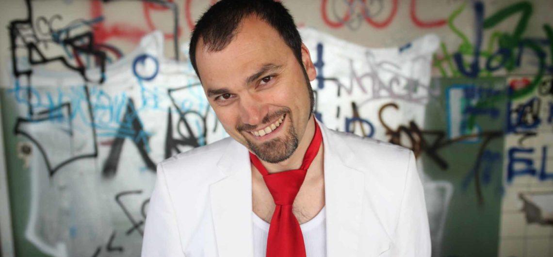 Herzlich willkommencic von Danko Rabrenovic