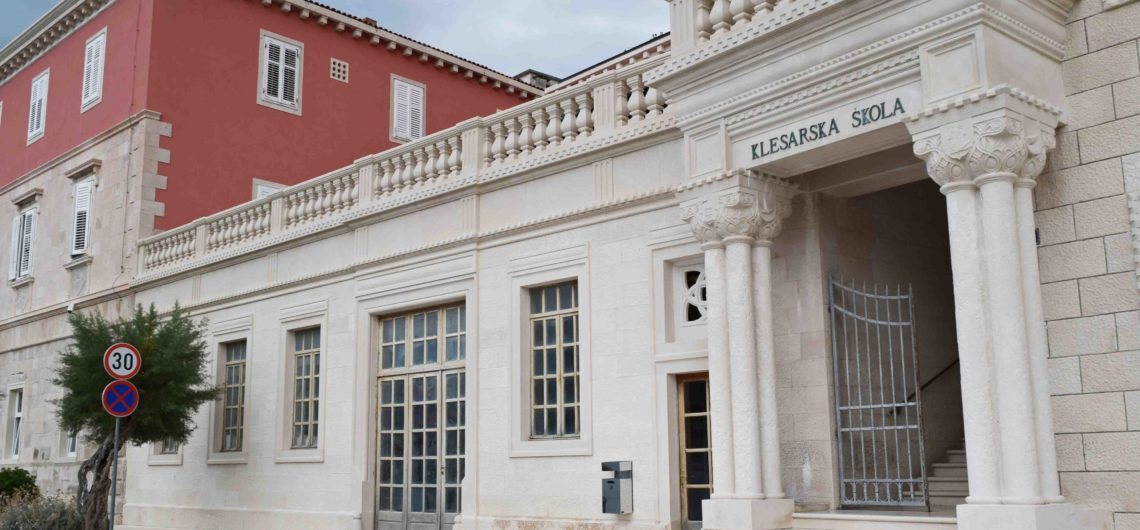 Steinmetzschule Pucisca Brac