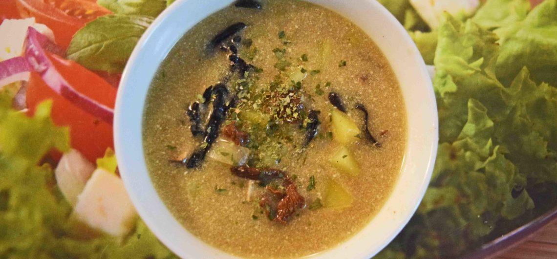 Zagorska kisela juha, Rezepte aus Kroatien