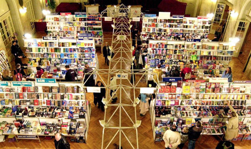 Sa(n)jam knjige u Istri Buchmesse Pula