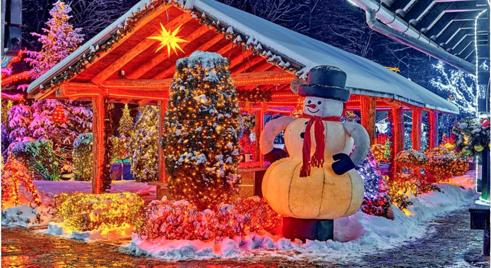Weihnachtsgeschichte bei Familie Salaj Grabovnica Kroatien