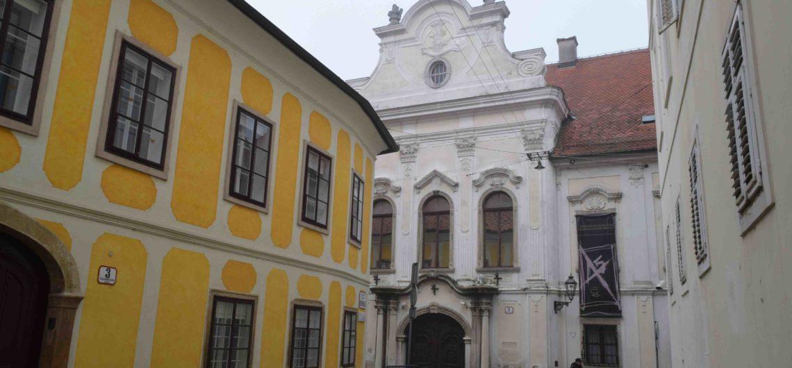 Museum für kroatische Geschichte Zagreb