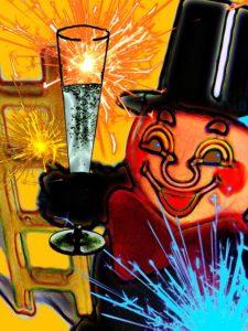 Kroatische Silvesterbräuche: Schornsteinfeger