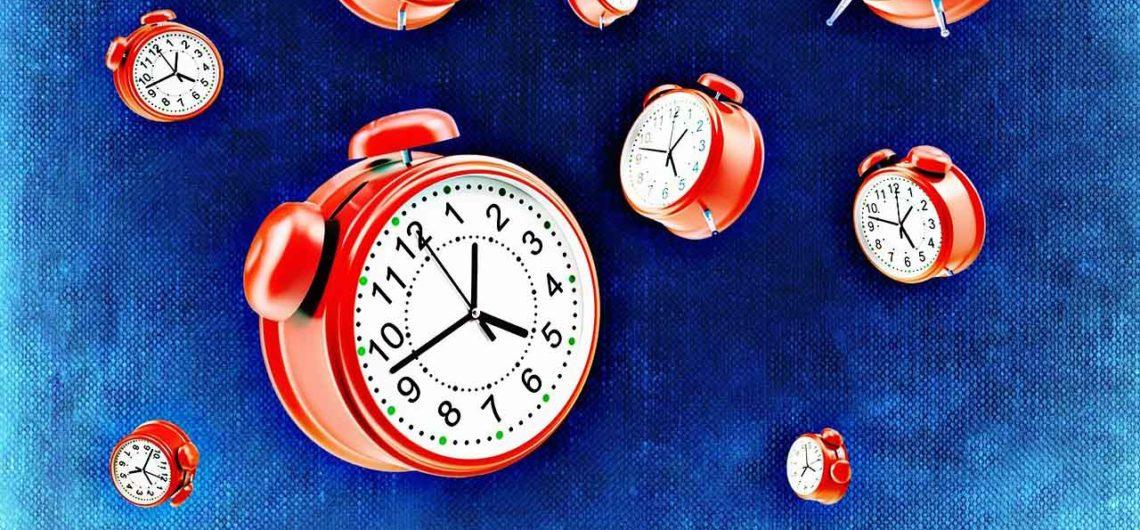Uhrzeit auf Kroatisch