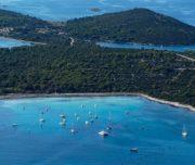Sakarun Bucht Dugi Otok