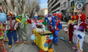 Karneval in Pula