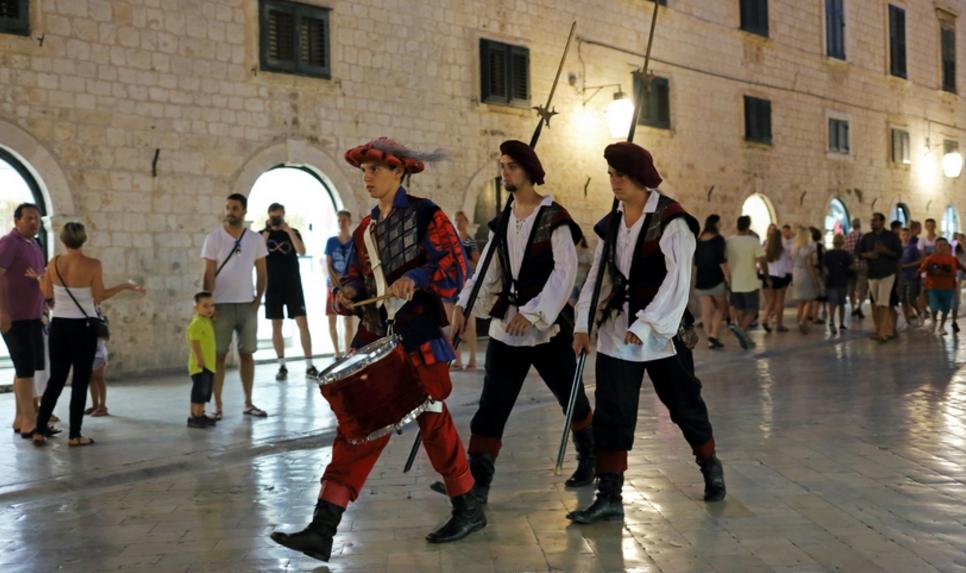 Karneval in Dubrovnik