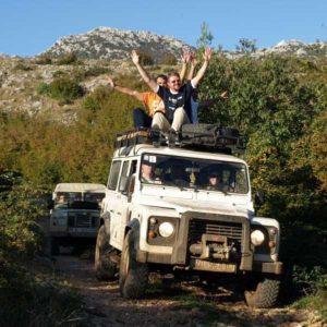 Velebit Jeep Safari