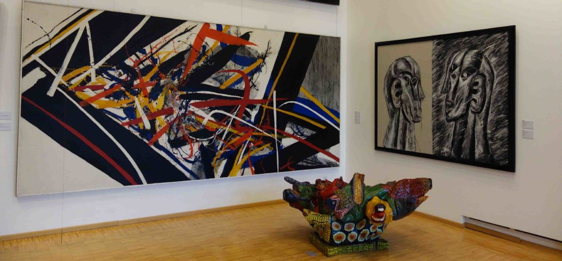 moderna galerija moderne kunst in zagreb kroatien blog. Black Bedroom Furniture Sets. Home Design Ideas
