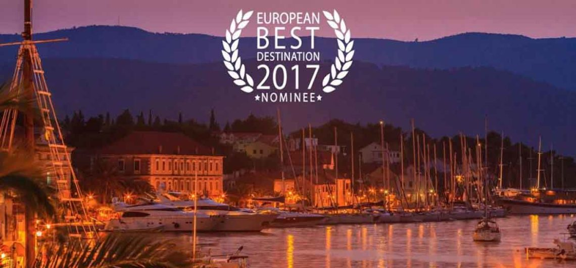 European Best Destination 2017 Stari Grad