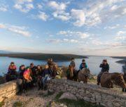 Reiturlaub in Istrien