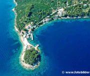 Zadar Panoramaflüge Kroatien