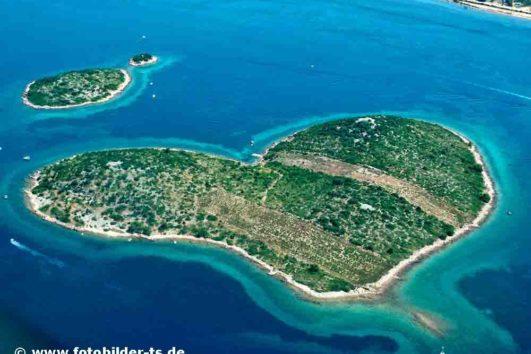 Flitterwochenziele Kroatien