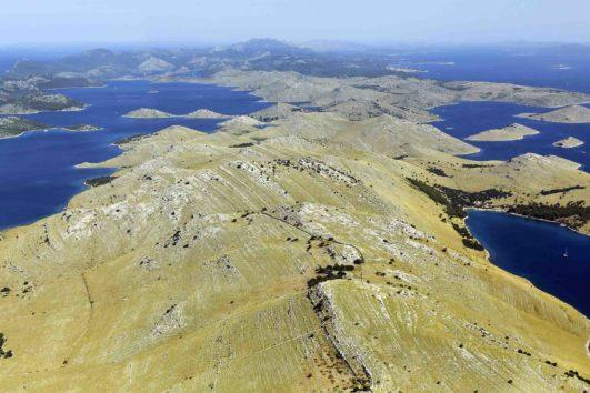 Rundflüge Kornati Nationalpark