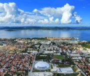 Zadar Panoramaflug