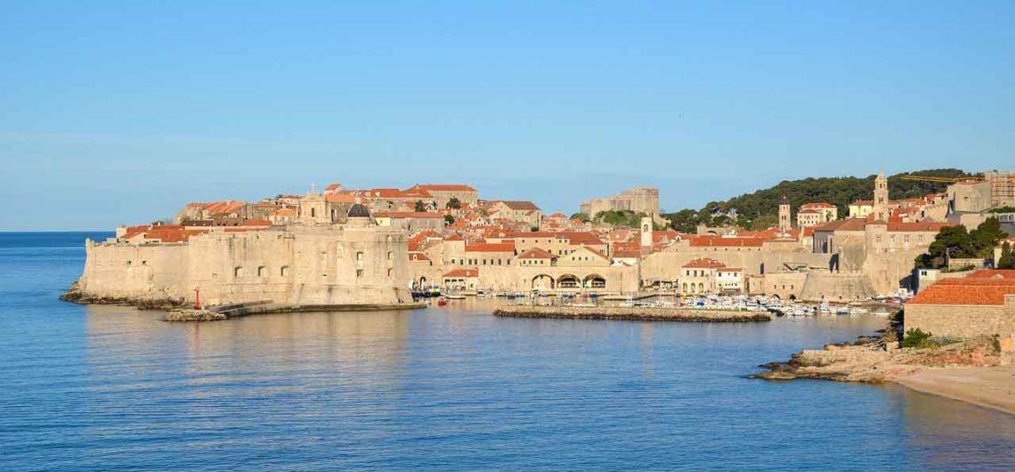 Dubrovnik, Drehort für Robin Hood: Origins