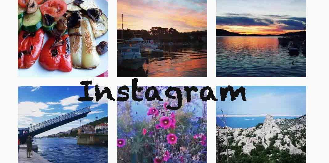 Kroatien-Reise bei Instagram