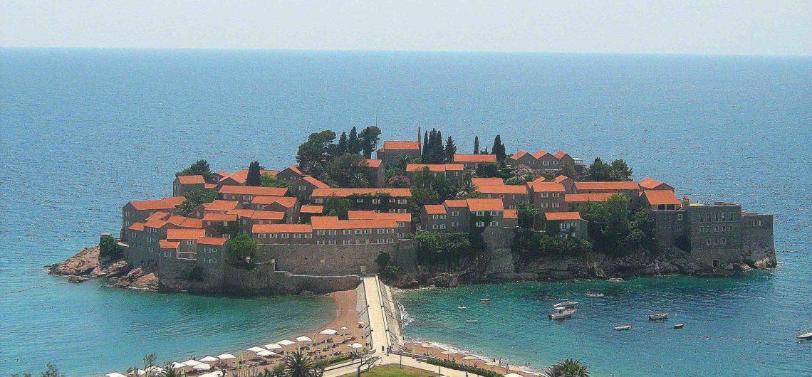 Montenegro und Slowenien