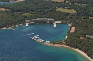 Nationalpark Brijuni Istrien