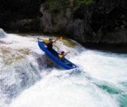 Rafting Zrmanja Kroatien