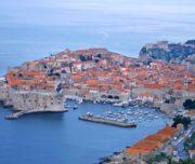 Dubrovnik Kroatien Urlaub