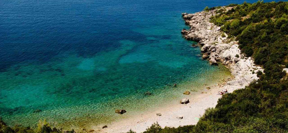 Flitterwochenziele in Kroatien