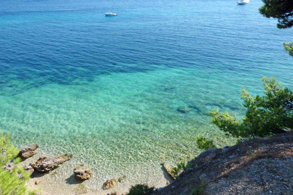 Wasserqualität Adria Kroatien