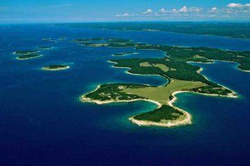Bootsausflug Nationalpark Brijuni