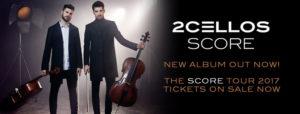 2CELLOS Konzert in der Arena von Pula