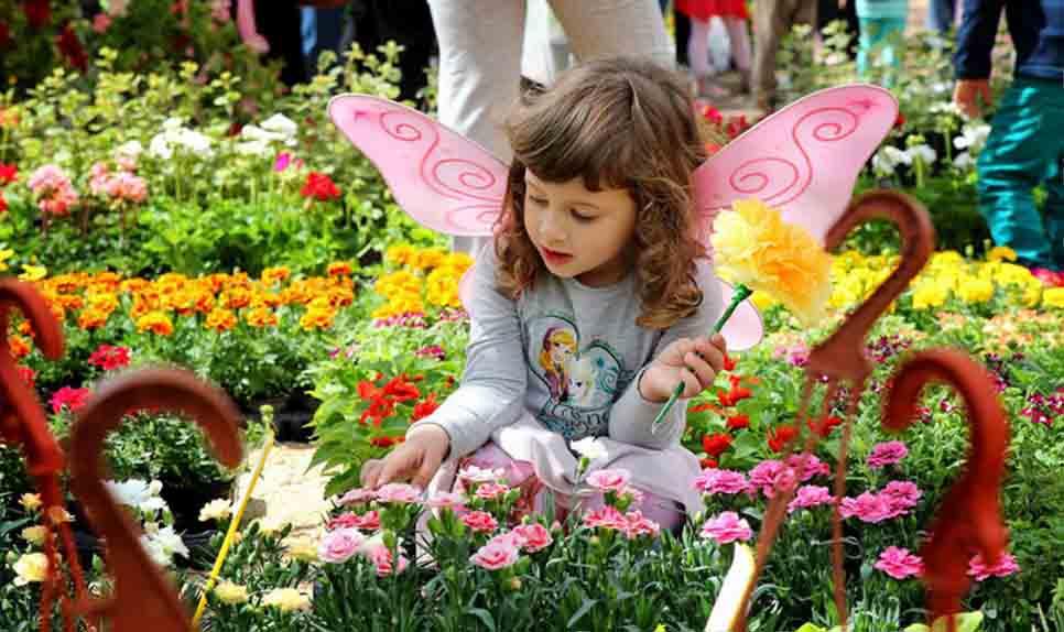 Baska Rozica Blumenfestival