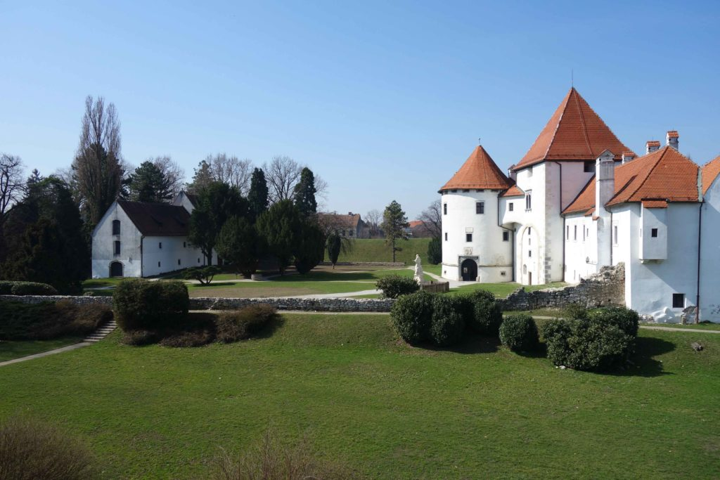 Burg von Varazdin
