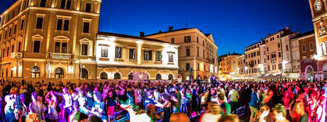 Croatian Summer Salsa Festival in Rovinj