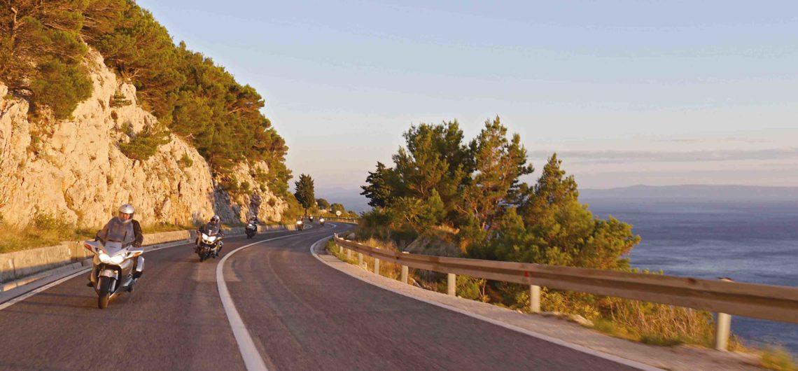 Kroatien auf dem Motorrad entdecken
