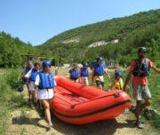 Cetina Rafting Omis